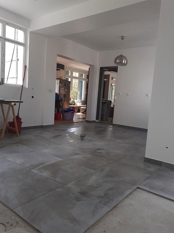 amenagement intérieur maison St André de Seignanx 40