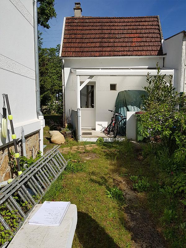 extension maison Saint André de Seignanx 40 Landes