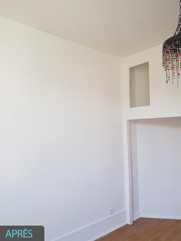 malfaçons renovation peinture Landes 40