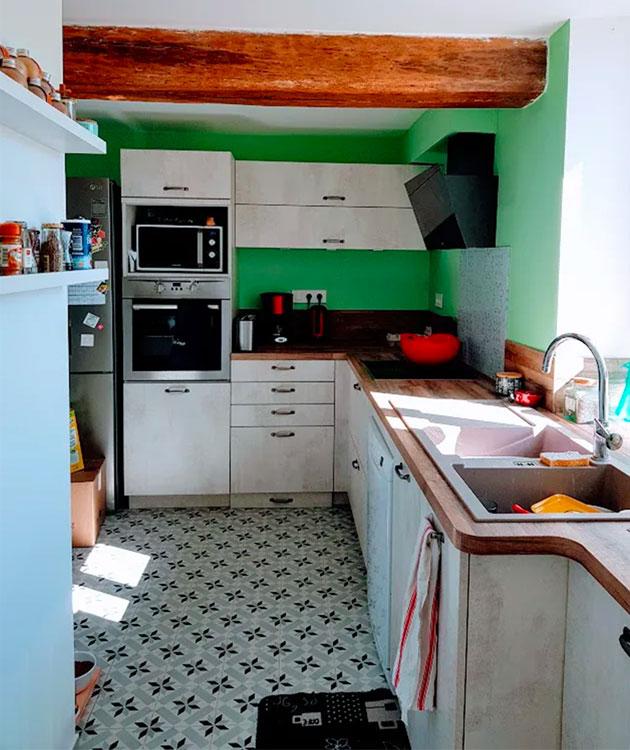 Rénovation cuisine sur mesure Landes Seignosse