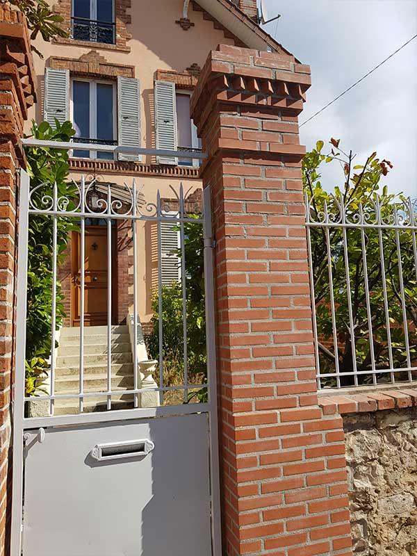 rénovation devanture maison à Soustons 40