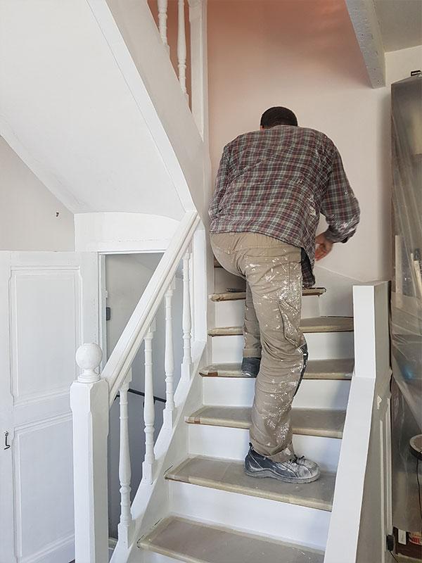 renovation escalier maison soustons 40