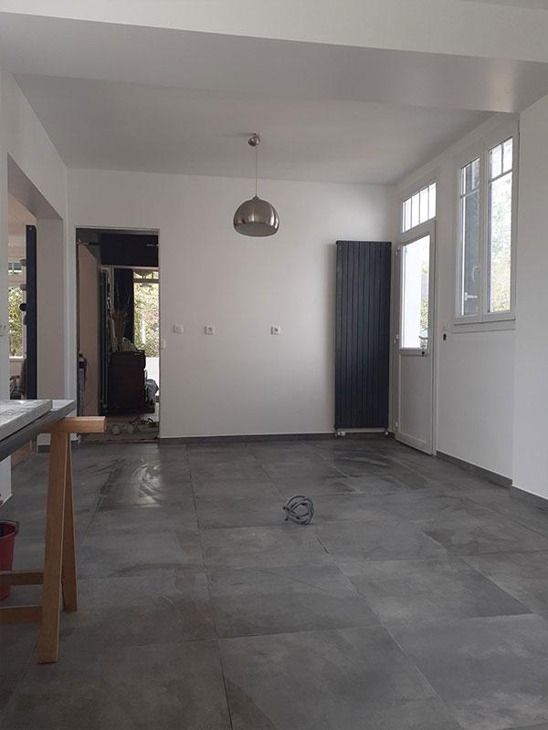 Rénovation maison avant après Landes 40