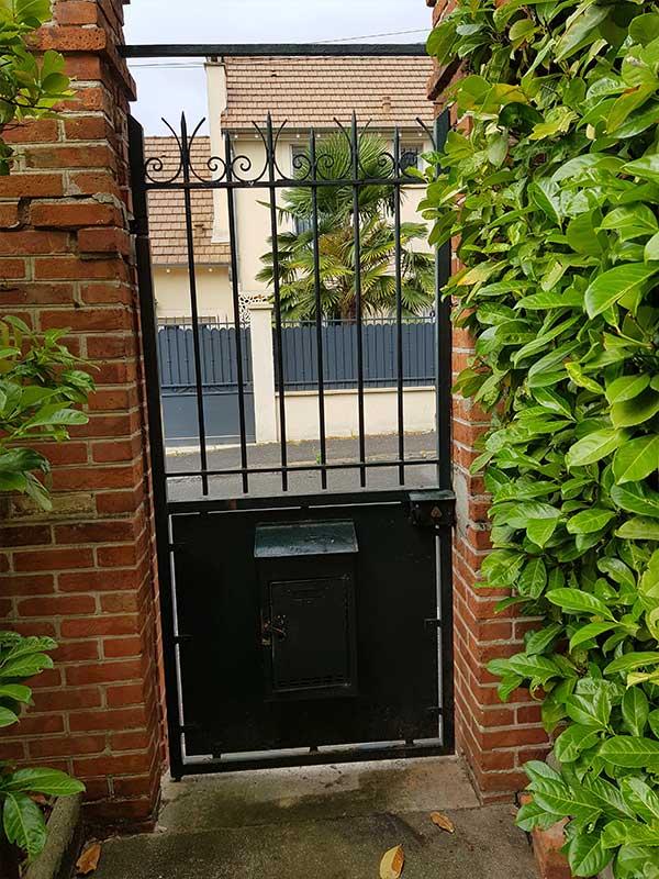 travaux de rénovation clôture et portail Landes 40