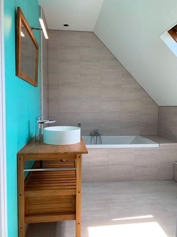 renovation salle de bain Hossegor Landes
