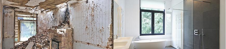 Rénovation salle de bain dans les Landes 40