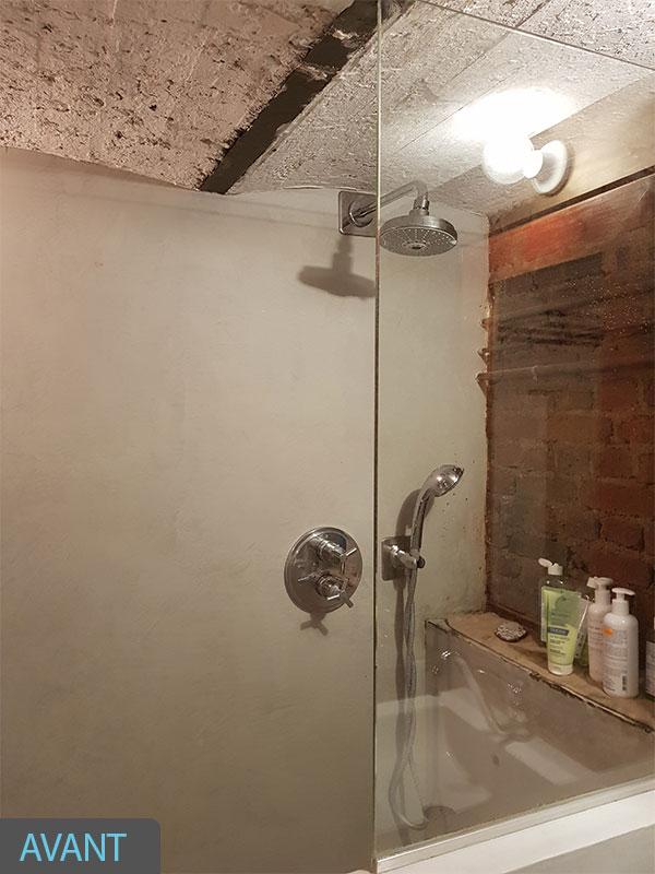 renovation salle de bain malfaçon Landes 40