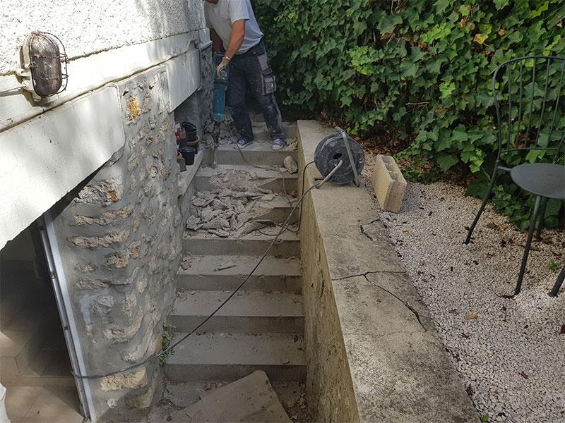 rénovation terrasse bayonne 64