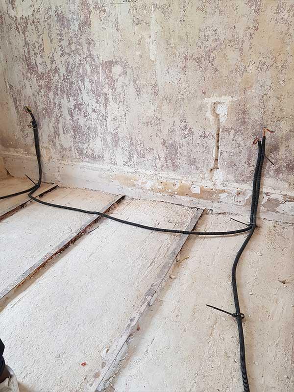 électricien travaux maison Landes