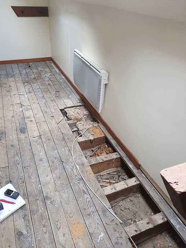 rénovation complete maison Dax 40
