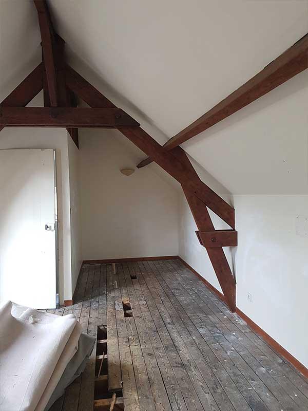 renovation complete maison Dax Landes