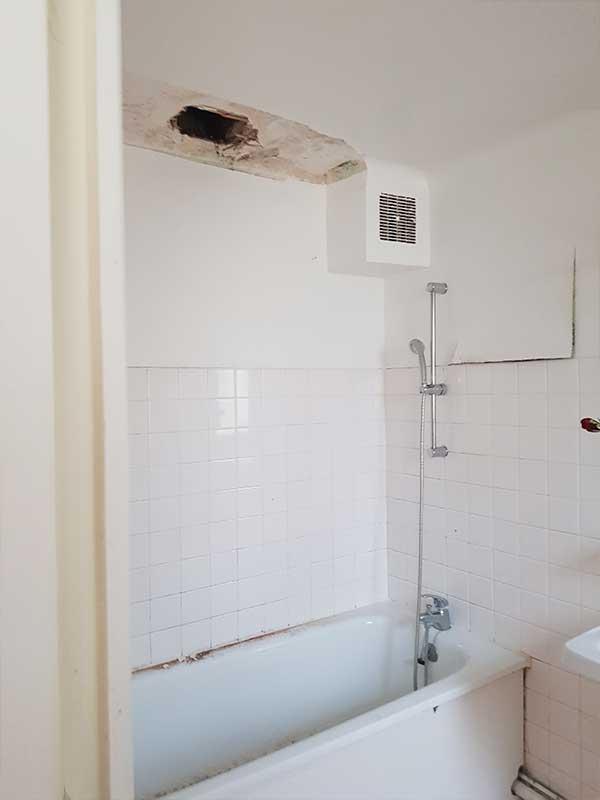 Rénovation et aménagement salle de bains Dax 40