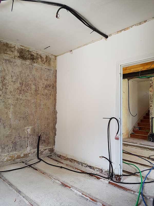 Rénovation travaux maison Landes