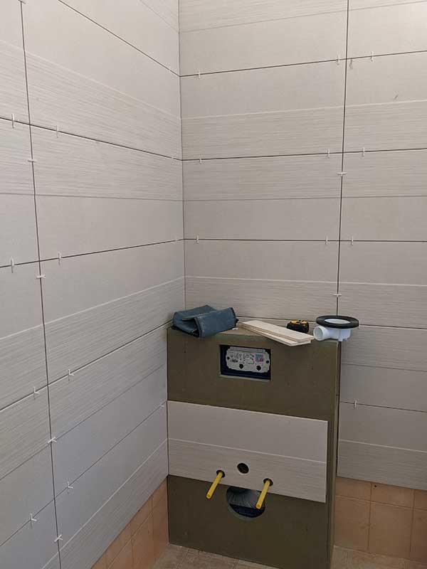 entreprise de rénovation de salle de bains à Messanges 40