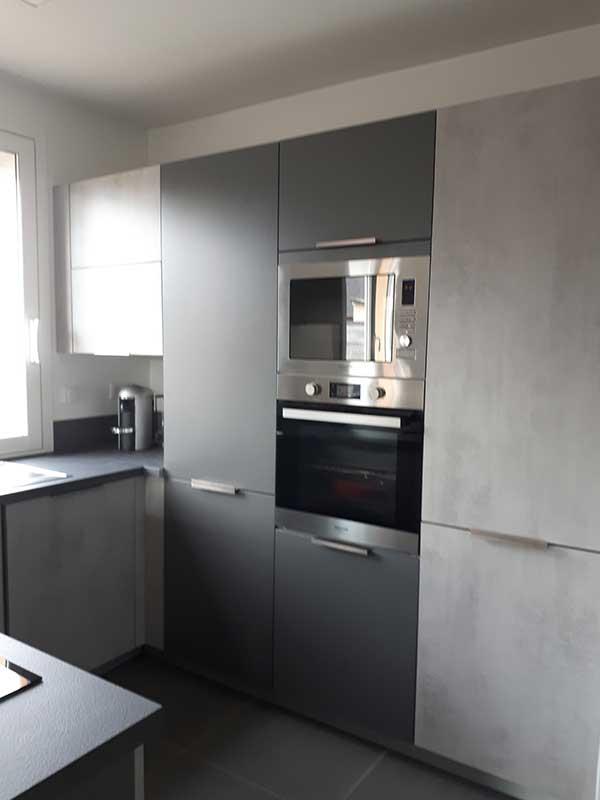 Aménagement cuisine à Saint-Geours-de-Maremne 40