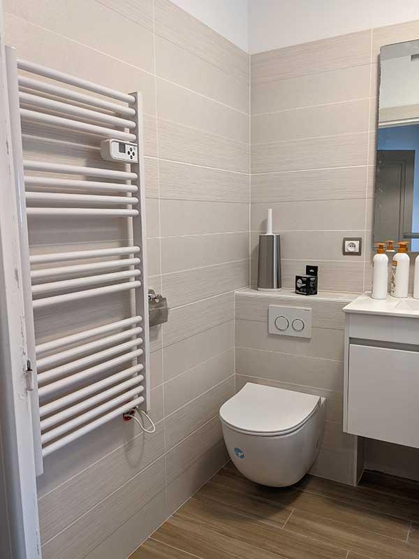 rénovation et concetption salle de bain à Messanges 40