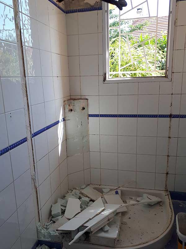 changement baignoire en douche à Saint-Geours-de-Maremne 40