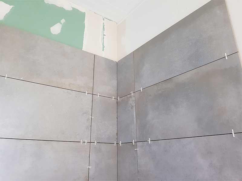 rénovation salle de bain pose de faïence à Saint Vicent de Tyrosse 40