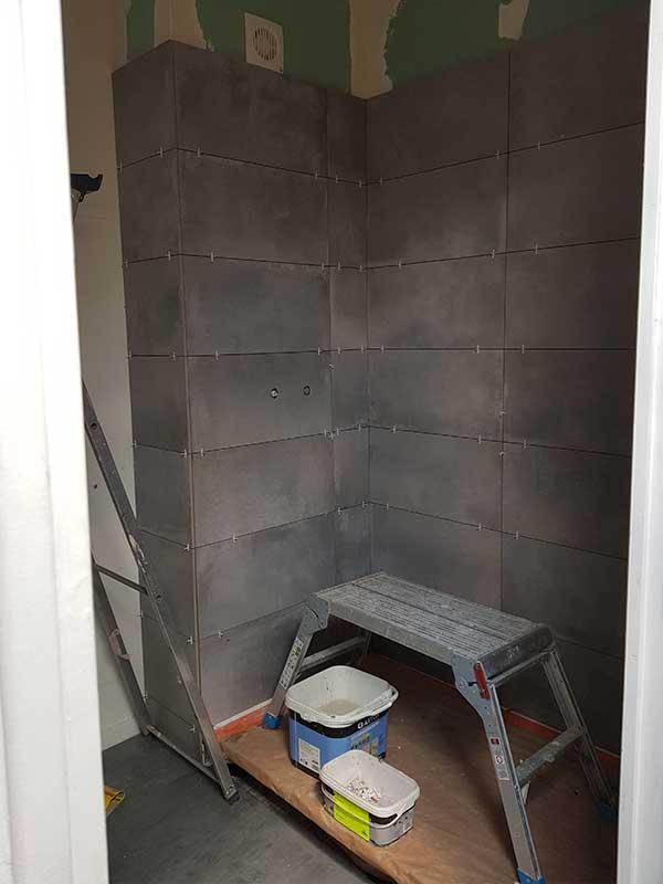 Saint Vicent de Tyrosse 40 rénovation salle de bain dans les Landes