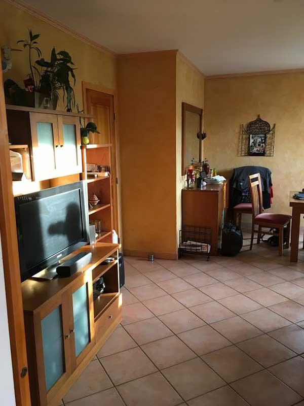 Rénovation séjour avant à Saint-Geours-de-Maremne 40