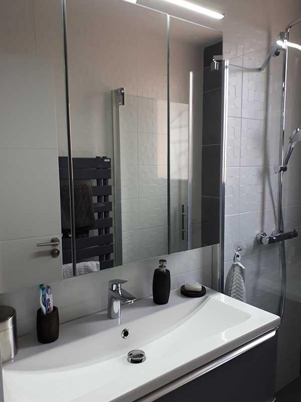 travaux salle de bain à Saint-Geours-de-Maremne 40